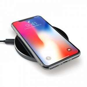 Aluminum wireless charger