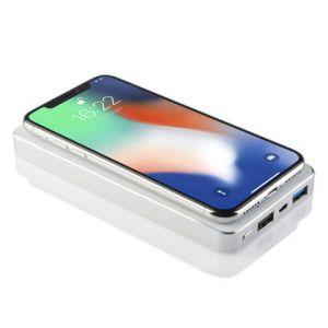 QC3.0 fast charge wireless charging power bank