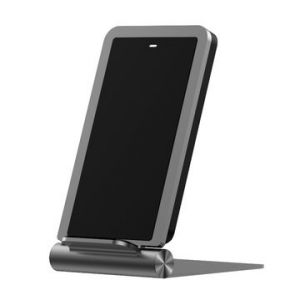 Qi-certified fast charge wireless charging stand