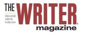 THE WRITER Monthly Magazine Imagine Write Publish February 2015