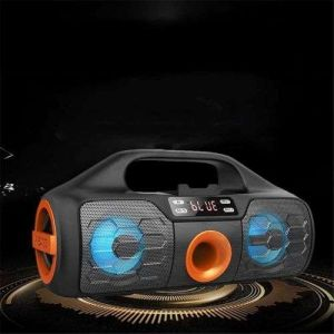 Yzs-M12 Rechargeable Outdoor Portable Boombox Bluetooth DJ Party Wireless Speaker