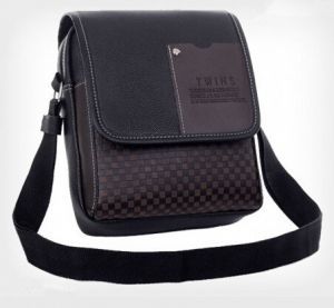 Latest Styles Men PU Leather Shoulder Bag